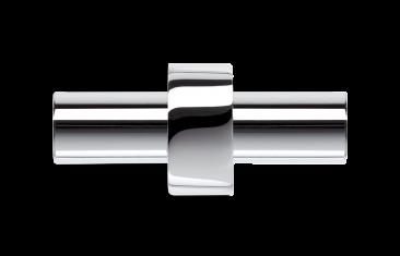 Stylowe żyrandol srebrny salon design