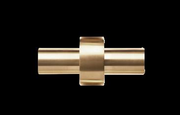 Wieszak na ręczniki Century Gold Matt Decor Walther 10×8,5x4cm