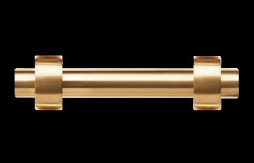 Uchwyt na papier złoty matowy Decor Walther Century Gold Matt 19×8,5x4cm