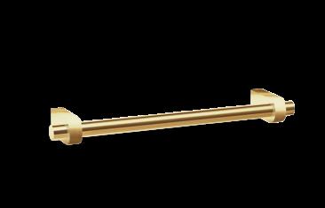 Wieszak ścienny na ręczniki  Decor Walther Century Gold Matt M. 40×8,5x4cm