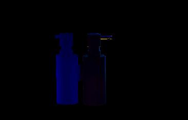 Dozownik na mydło okrągły ścienny, czarny matt Decor Walther Mikado Wall Black Matt 7x18cm
