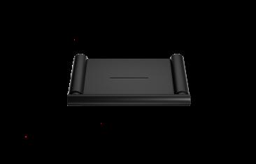 Mydelniczka ścienna, czarny matt Decor Walther Mikado Wall Black Matt 12×8,5×1,2cm