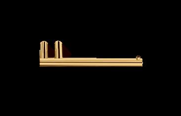 Uchwyt na papier, złoty Decor Walther Mikado Gold 15,5x7x1,5cm