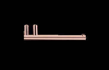 Uchwyt na papier, różowe złoto Decor Walther Mikado Rosegold 15,5x7x1,5cm