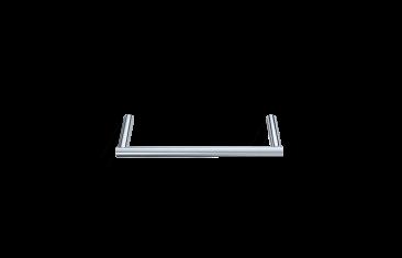 Wieszaczek na ręcznik,chrome Decor Walther Mikado Chrome XS.20x7x1,2cm