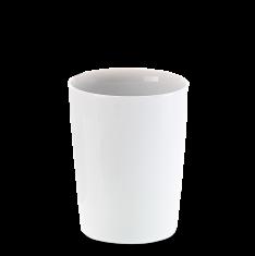 Kubek łazienkowy porcelanowy biały Decor Walther Divino Rnd White 8,5x10cm