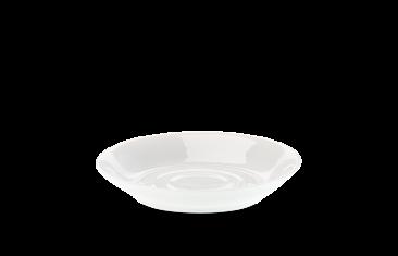 Mydelniczka porcelanowa biała Decor Walther Divino Rnd White 9×1,5cm