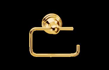 Wieszak na papier Gold Classic Decor Walther 14,5x6,5x10,5cm BBHOME