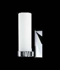 Kinkiet łazienkowy Metro Chrome 22  7,5×12,5x22cm