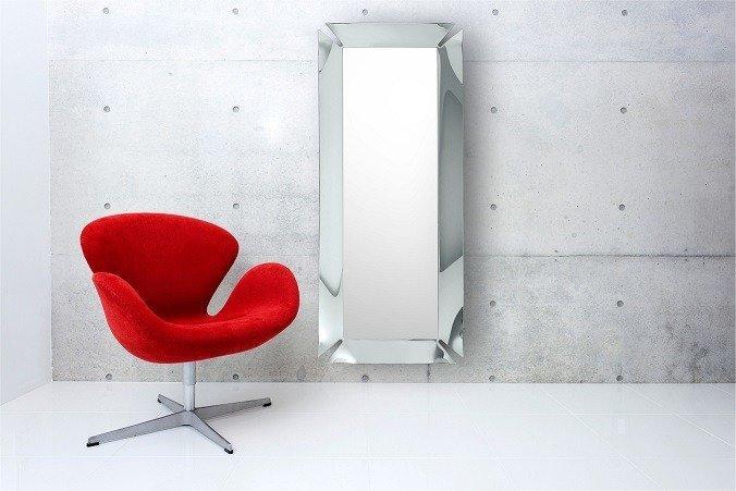 Nowoczene lampa srebrny przedpokój wysoka jakość