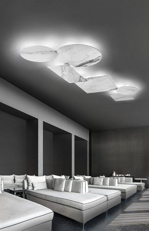 Modny Lampy podłogowe szklane łazience wyprzedaż