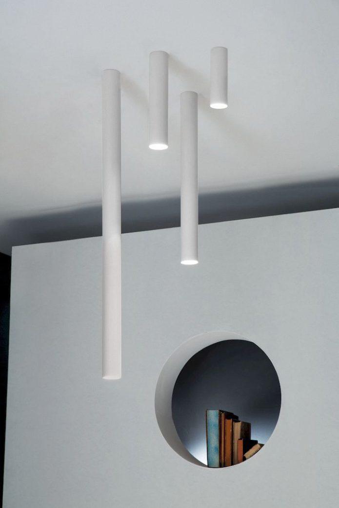 Klasyczny Lampy stojące drewiane przedpokoju na zamówienie