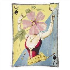 Poduszka dekoracyjna Lacroix Madame Fleur Printemps 60x45cm