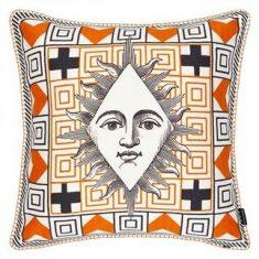 Poduszka dekoracyjna Lacroix Poker Face Multicolore 50x50cm