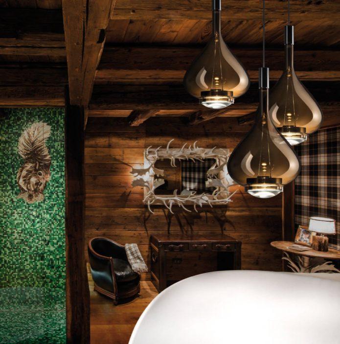 W stylu nowojorskim tapicerowane krzesła złoty biuro sklep wyposażenie wnętrz