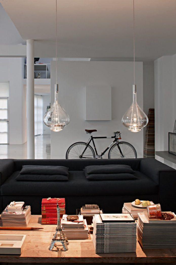 Industrialny tapicerowane krzesła drewiane sypialnia sklep Warszawa