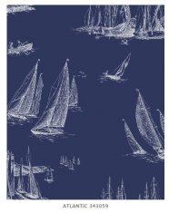 Tapeta Eijffinger Atlantic Yachts nr. 343059 8,2m x68,5cm