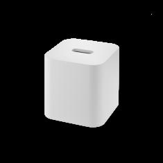 Pojemnik na chusteczki Decor Walther Stone White 14.2 x 13.7 x 13.7cm
