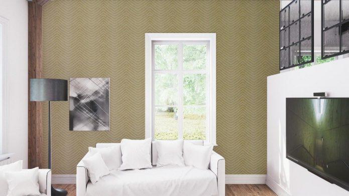 Ponadczasowe tekstylia skórzane sypialnia outlet