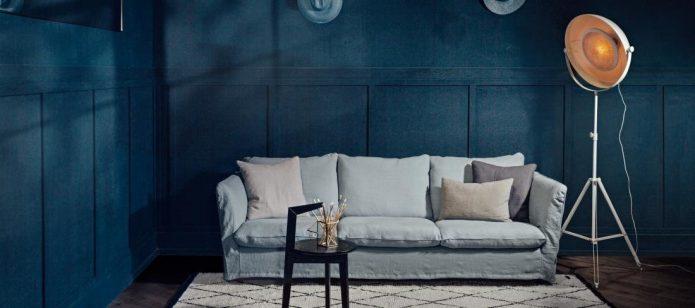 Skandynawski tapicerowane krzesła dąb rejstauracja producent