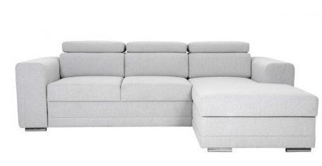 Sofa narożna z funkcją spania MTI Furninova Soleil