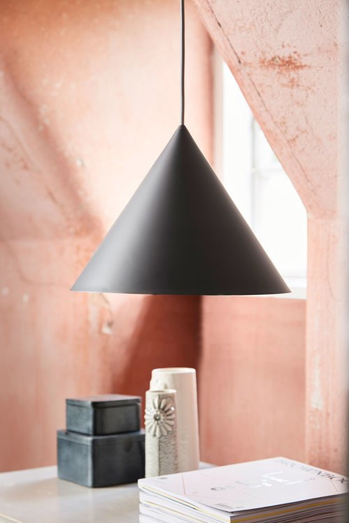 Orentalny lampa drewno sypialnia design