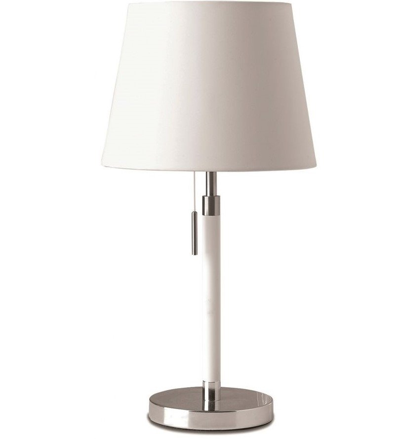 jak przełożyć klosz do lampy