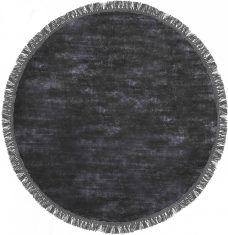 Dywan okrągły Luna Midnight 200cm