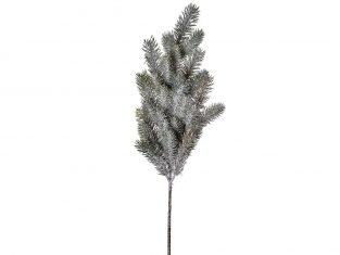Gałązka świerkowa BBHome Spruce Snow 70cm