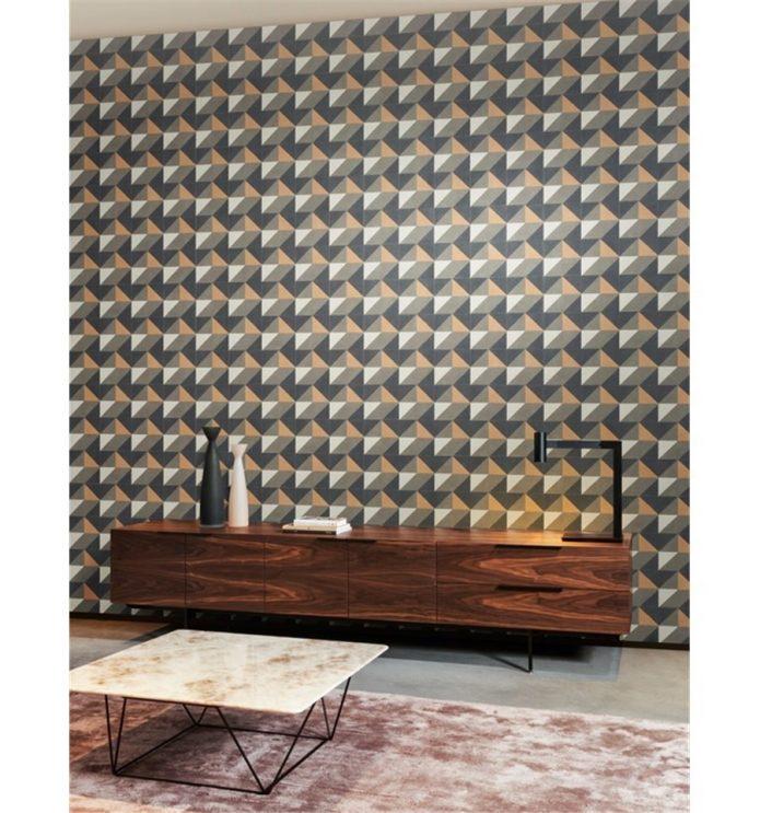 Glamour dywany drewiane pokój dzienny aranżacje