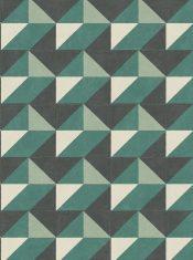 Tapeta Arte Atelier Cosma Green 10x1m nr.A21064