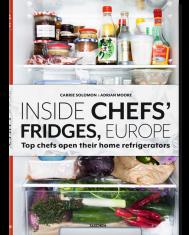 Książka Inside Chefs' Fridges, Europe.