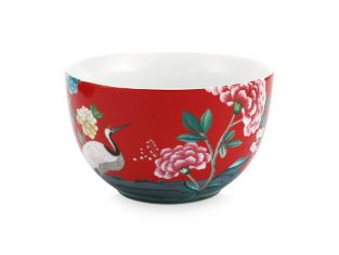 Salaterka Pip Studio Blushing Birds Red 23cm