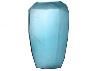 Wazon Cipriano Blue 30x28x46cm