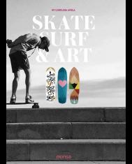 Książka Skate Surf & Art