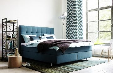 Łóżko kontentalne Sembella Royal 160x200cm