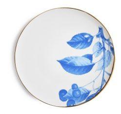Talerz porcelanowy Majolika Cherry Blue 28cm