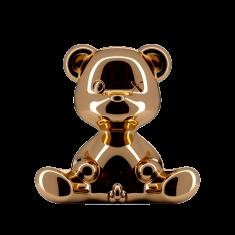 Lampka miś Teddy Boy Copper 35x21x32cm