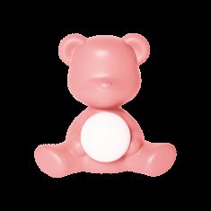 Lampka miś Teddy Girl Pink QeeBoo 35x21x32cm