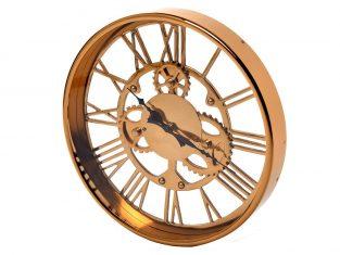 Zegar ścienny BBHome Gears Gold 36cm