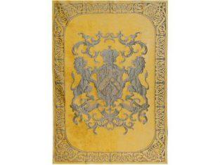 Pled dekoracyjny FS Home Colletions Fiorantello Gold 175x235cm