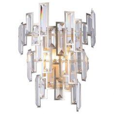 Kinkiet St Petersburg 28x16x36,5cm Cosmo Light