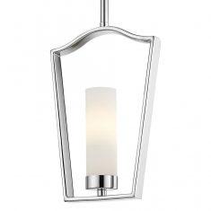 Lampa wisząca Dublin Silver 1L 18,5x5x28cm Cosmo Light