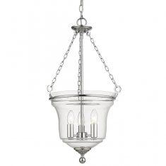 Lampa wisząca Cosmo Light  Prague 3L 37x56cm