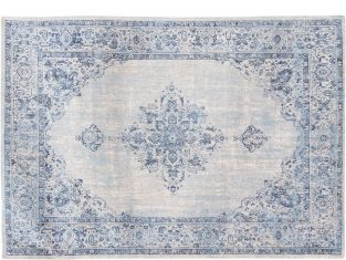 Dywan postarzany Orient Blue Border 230x330cm