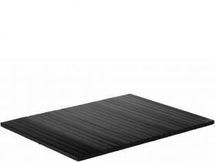 Taca drewniana Tray 36x40cm Black