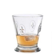 Komplet szklanek Fleur de Lys 250ml  kpl. 6 szt.