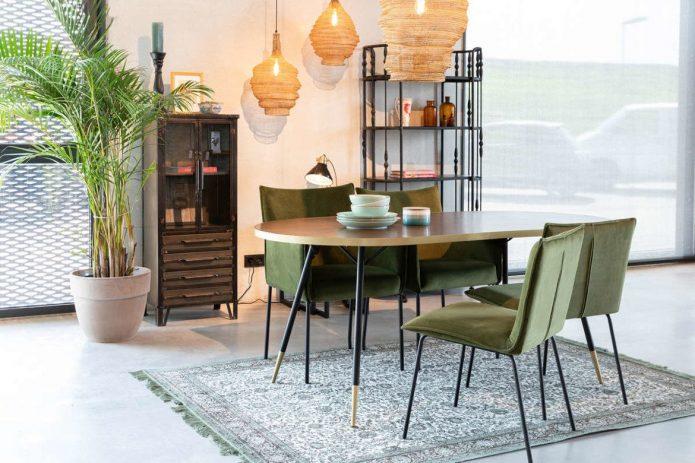 W stylu marinistycznym sofa tapiecerowana szkło jadalnia outlet