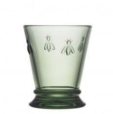 Komplet niskich szklanek Abeille Green 260ml kpl. 4 szt.