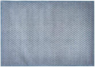 Dywan L.Poortere Rombo Blue/Grey 170x240cm